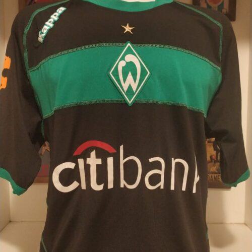 Camisa Werder Bremen Kappa 2008 Diego