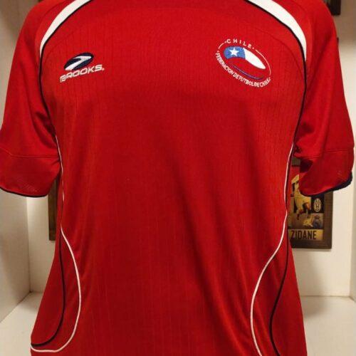 Camisa Chile Brooks 2007