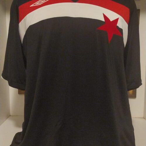 Camisa Slavia Praha Umbro 2008