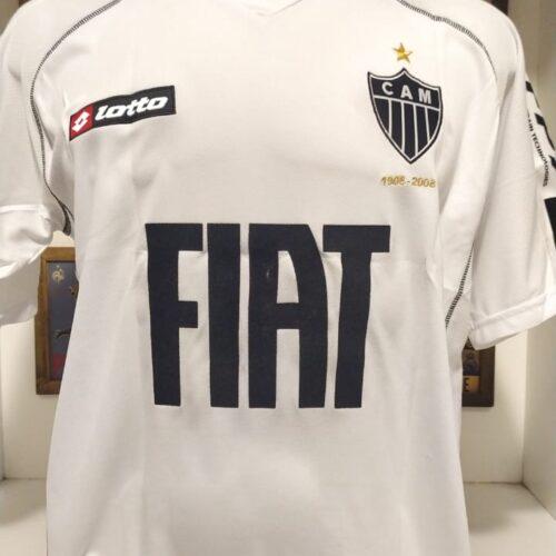 Camisa Atlético Mineiro Lotto 2008 Vinicius centenario