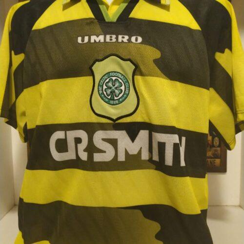 Camisa Celtic Umbro 1996