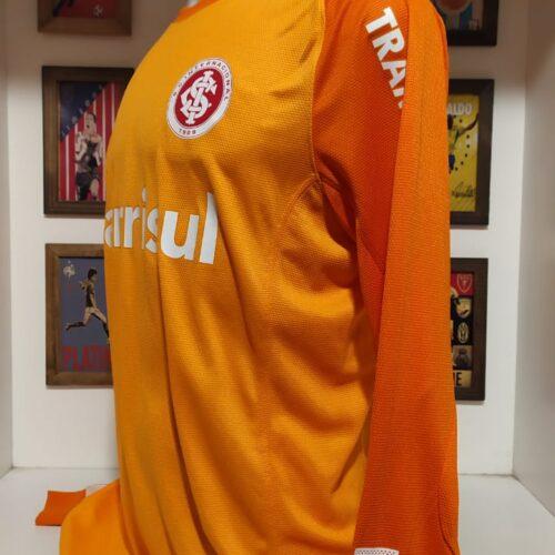 Camisa Internacional Nike 2014 Alisson goleiro mangas longas