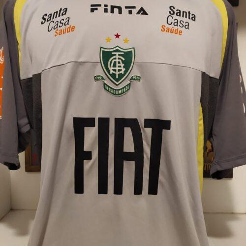Camisa América Mineiro Finta goleiro
