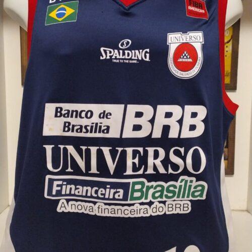 Camisa Universo Brasilia Super Bolla Victor basquete