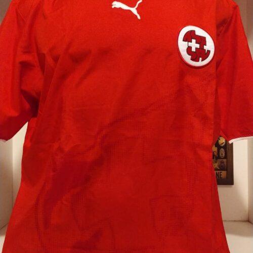 Camisa Suíça Puma 2006