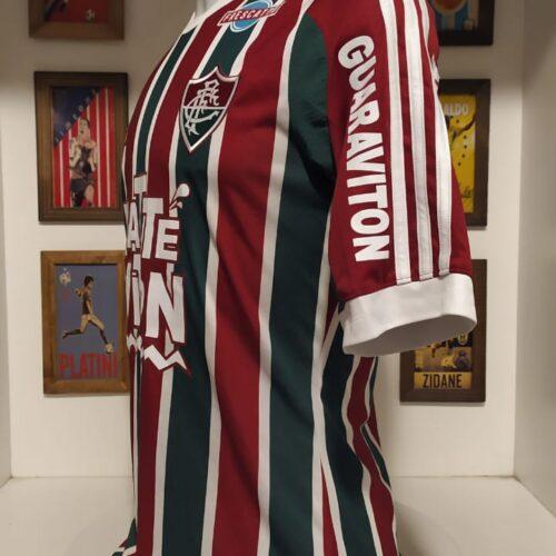 Camisa Fluminense Adidas 2015 Vinicius