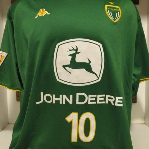 Camisa John  Deere Kappa futsal