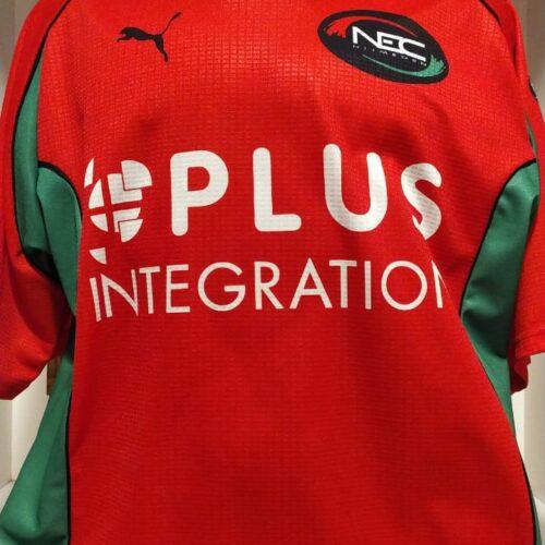 Camisa NEC Nijmegen Puma 2000