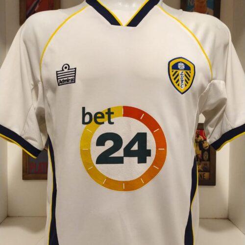 Camisa Leeds Admiral 2006