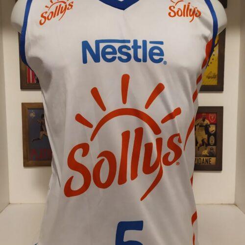 Camisa Nestle Adenizia basquete feminina