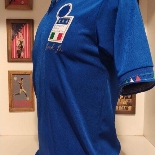 Camisa Itália Diadora 1990 retro