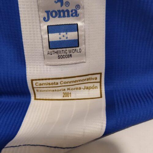 Camisa Honduras Joma 2001