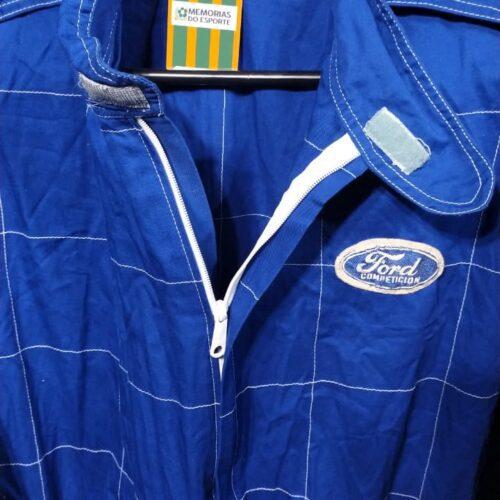 Macacão automobilismo Ford