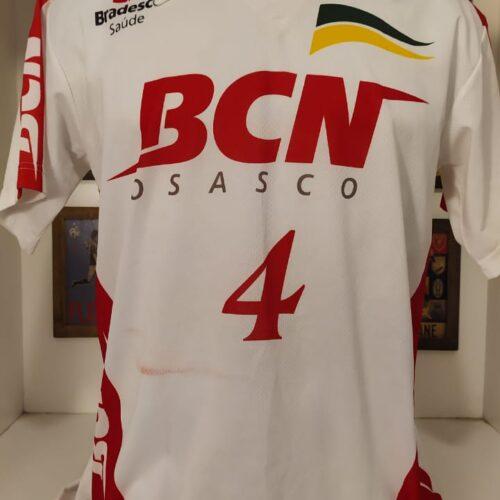 Camisa BCN Osasco Paula volei feminino