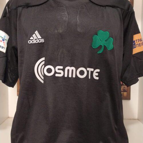 Camisa Panathinaikos Adidas 2010 Fernandes