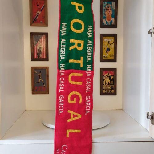 Cachecol Portugal Casal Garcia vinho verde