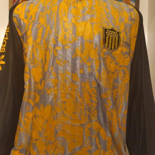 Camisa Penarol Adidas goleiro mangas longas