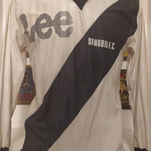Camisa Danubio – URU 1988 mangas longas