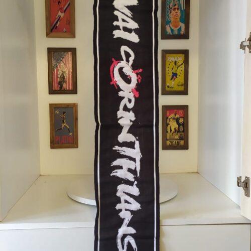 Cachecol Corinthians Vai Corinthians