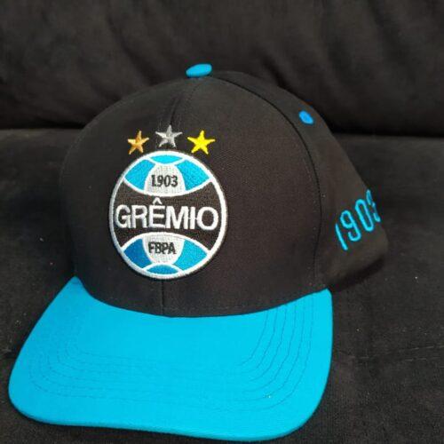 Boné Grêmio preto