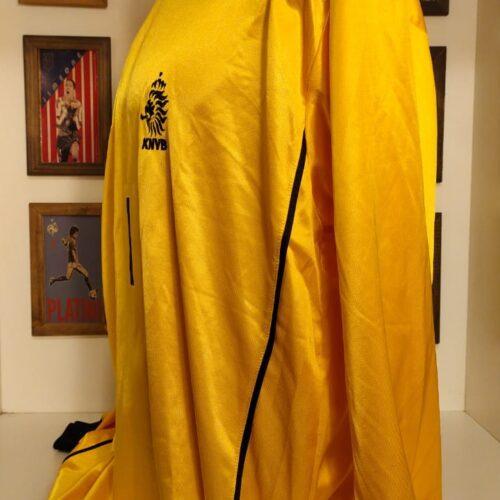 Camisa Holanda Nike 1998 Van Der Sar goleiro mangas longas