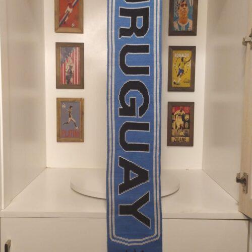 Cachecol Uruguai
