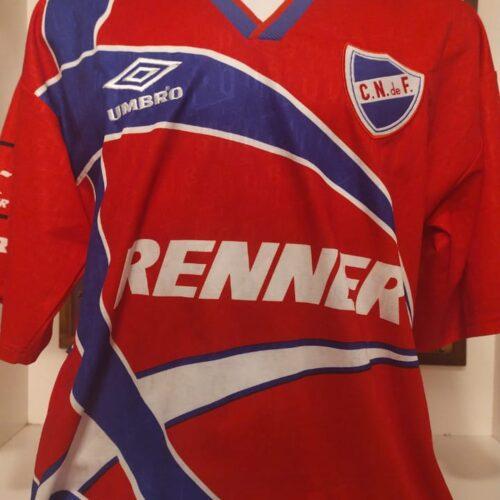 Camisa Nacional – URU Umbro 1997