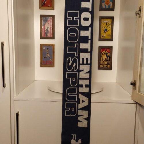 Cachecol Tottenham Hotspur