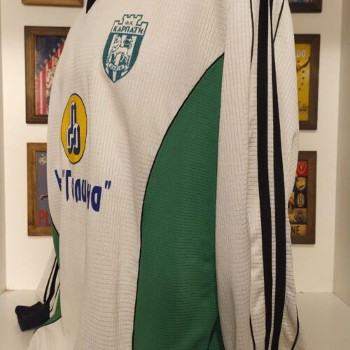 Camisa Karpaty Lviv Practic 1999 mangas longas