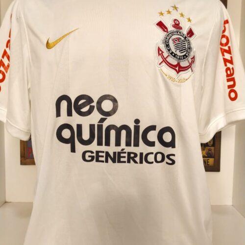 Camisa Corinthians Nike 2010 Adriano Imperador