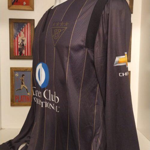 Camisa LDU Umbro 2011 goleiro mangas longas
