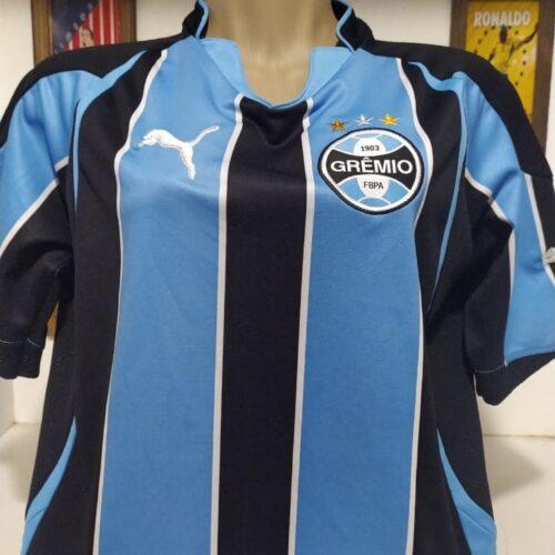 Camisa Grêmio Puma 2010 feminina