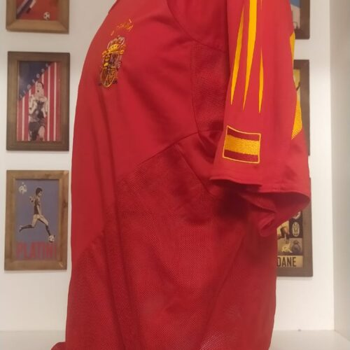 Camisa Espanha Adidas 2004