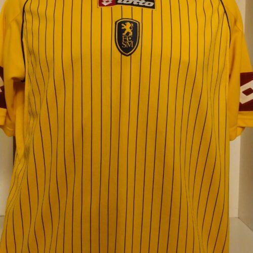 Camisa Sochaux Lotto 2009