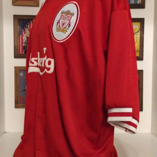 Camisa Liverpool Reebok 1996