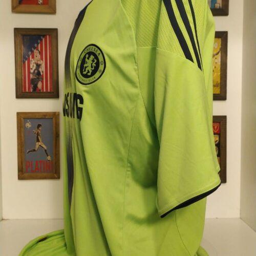 Camisa Chelsea Adidas 2010 Drogba