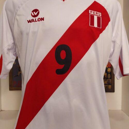 Camisa Peru Walon 2008 Guerrero
