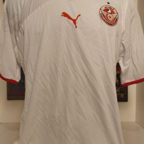 Camisa Tunisia Puma 2010