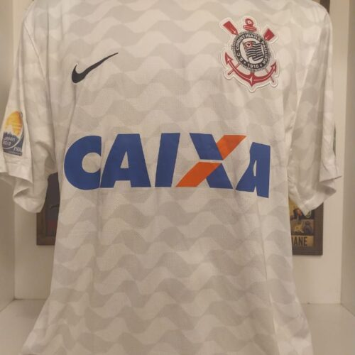 Camisa Corinthians Nike 2012 Guerrero Mundial FIFA