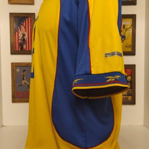 Camisa Colômbia Reebok 2001 Aristizabal