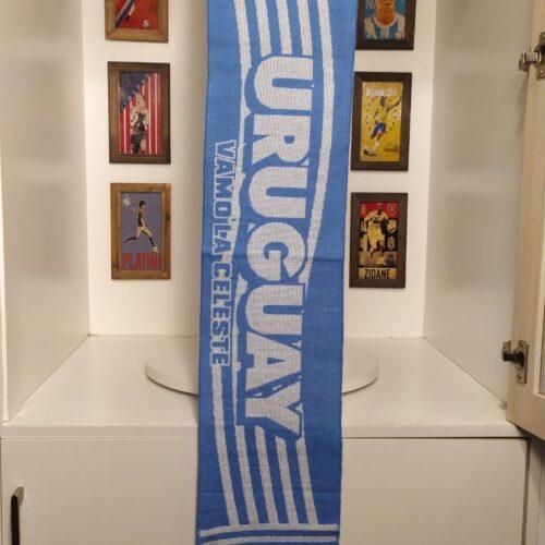 Cachecol Uruguai Vamo la Celeste