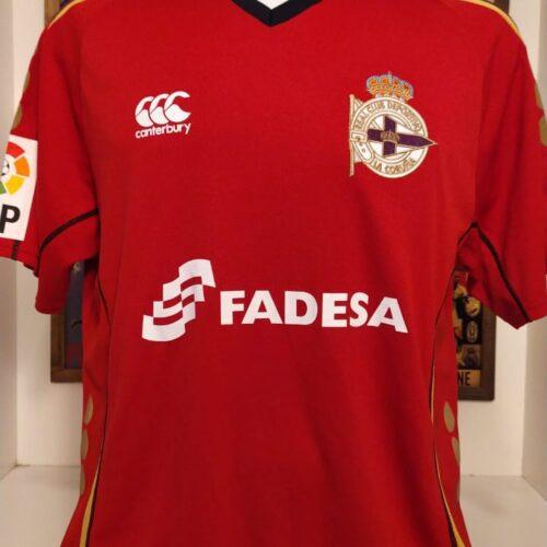 Camisa La Coruna Canterbury 2007