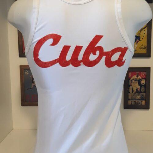 Camisa Cuba regata remo