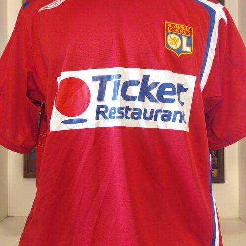 Camisa Lyon Umbro 2005 Fred