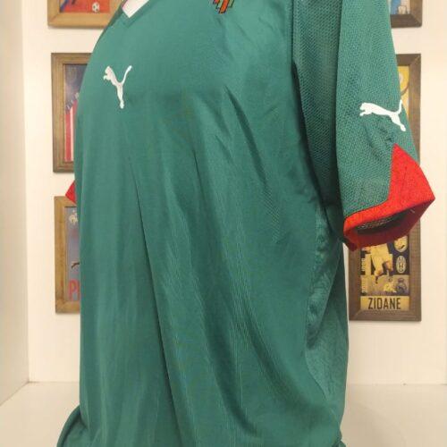 Camisa Marrocos Puma 2010
