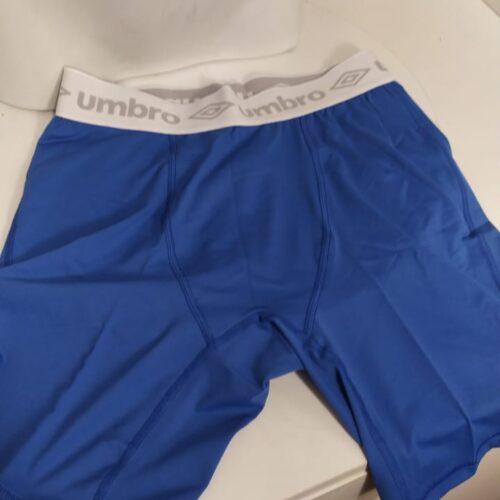 Bermuda térmica Umbro 2019 azul