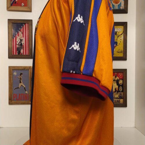 Camisa Barcelona Kappa 1996 Guardiola