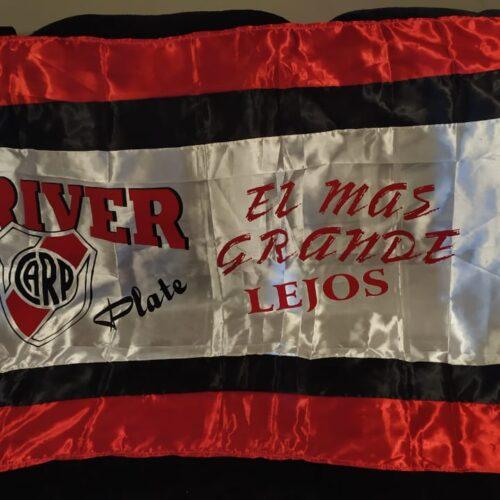 Bandeira River Plate