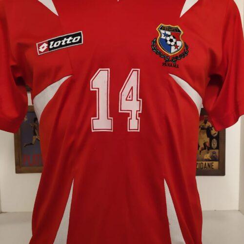 Camisa Panamá Lotto 2006 Eliminatórias Copa do Mundo