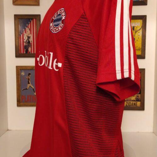 Camisa Bayern de Munique Adidas 2002